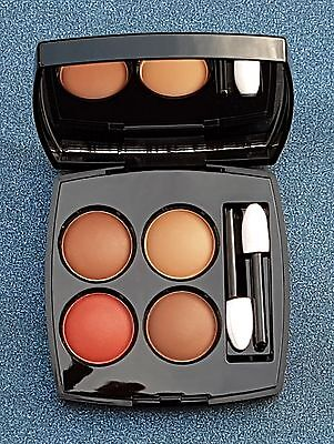 New Chanel LES 4 OMBRES 268 Quad Eyeshadow