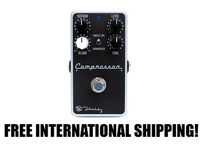 Keeley Electronics Compressor Plus FREE INTERNATIONAL SHIPPING