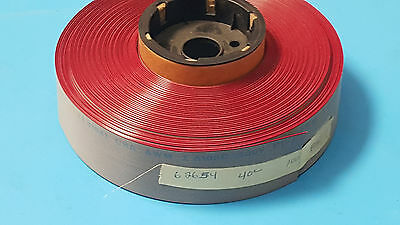 Ribbon Cable, 100ft, Spool, 26 AWG, 40 Conduct, 191-2601-140