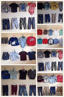 Huge Boys Age 12/18 Months Clothes Bundle