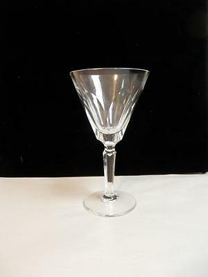 Waterford Sheila  Water goblet Red wine Glass