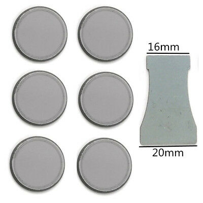 16/20mm Ultrasonic Mist Maker Replacement Ceramic Discs Key for Humidifier Parts