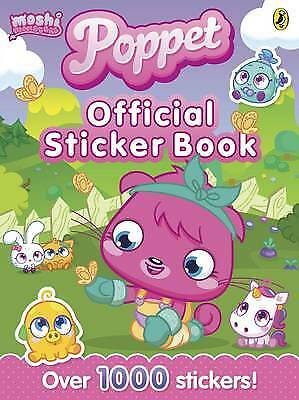 Moshi Monsters: Poppet Official Sticker Book, , New