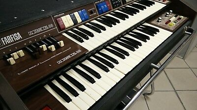 Farfisa Professional 88 Organ Vintage analog sound great condition
