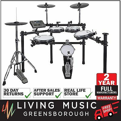 Sonic Drive Deluxe 5 Piece Digital Electronic Drum Kit