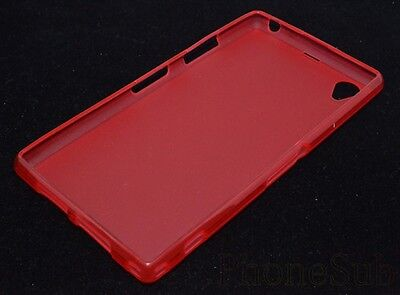 Matting TPU Case For Sony Xperia Z1 L39h Gel Cover Multi Color