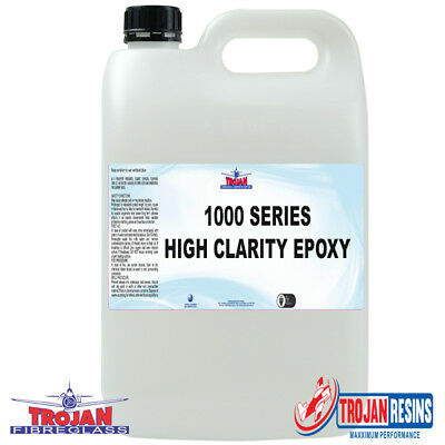 EPOXY (1000 series) High Clarity Resin - 1.5L kit