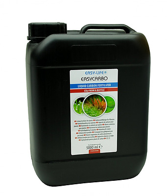 Plant Growth Liquid Carbon Fertilizer CO2 Aquarium Daily Nutrient, 5 Litre