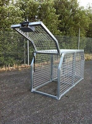 Heavy duty dog cage box for ute hunting build plans