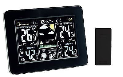 TG645 - Radio Controlled Weather Station with Indoor/Outdoor sensor