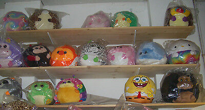 W-F-L TY Beanie Ballz 35 cm X-Large Large selection many Character Ball Ball