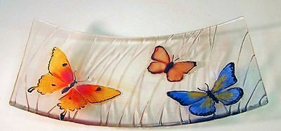 Butterfly Texture Tile Mold - Glass Fusing