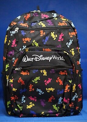 Disney Walt Disney World Resort Backpack Mickey Mouse Bag