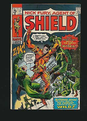 Nick Fury, Agent of Shield #17, VF/NM, Newly Acquired Collection