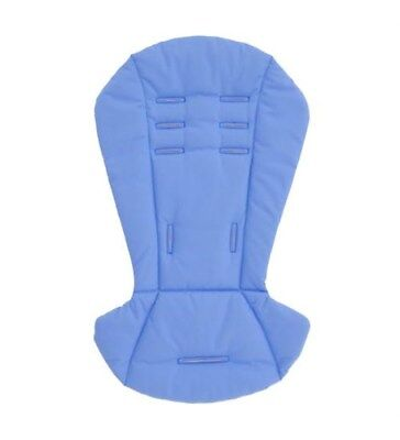 Phil & Teds Navigator Double Kit Baby's Cosy Seat Liner - Sky Blue