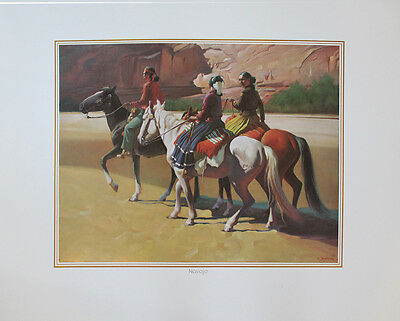 Gerald Curtis Delano 1965 Vintage lithograph Print