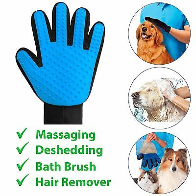 Touch Deshedding Magic Glove for Pet Dog Cat Massage Grooming Groomer UP