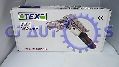 INDASA TEX PNEUMATIC COMPRESSOR AIR 20mm BELT SANDER NCNA-115 HIGH GOOD QUALITY