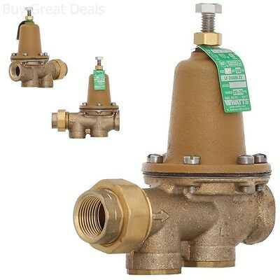 Watts 3/4-Inch Series 25 Water Pressure Reducing Valve New