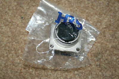 HRS Connector 16 port size 21 Japan Farnell circular RCPT 25mm ref 120A