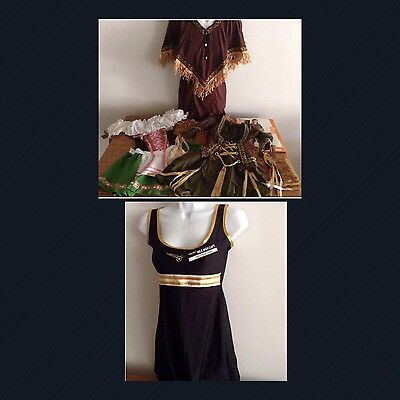 XS Halloween Costumes Worn & Washed ONCE, Perfect Condition