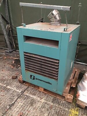 Powrmatic NV40 and I think NV20 40KW & 20KW Gas Heaters