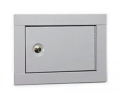 Stack On Wall Safe Hidden Gun Cabinet Secure Lock Box Jewelry Cash Home Security