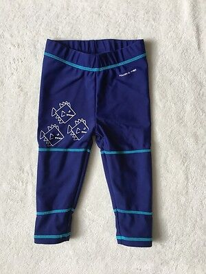***Polarn o Pyret baby boys sun safe swimming trousers 6-9-12 months VGC***