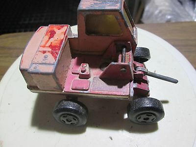 Matchbox KingSize Made in England by Lesney Hydraulic Excavator Number K1 1970.