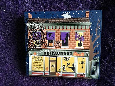 Cats Meow~Frank & Stew's Restaurant Limited Edition Halloween 2003