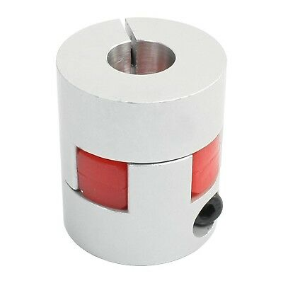 Uxcell 12 mm x 14 mm Encode Motor Shaft Jaw Spider Plum Coupling Coupler L35 ...