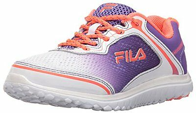 FILA GIRLS QUADRIX Skate Shoe 2.5 Select SZColor. $27.91