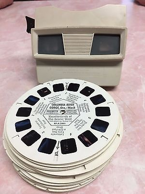 Sawyers View-Master W/56 Travel Related Reels