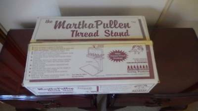 NIB - Martha Pullen Thread Stand - with instructions - FREE POST