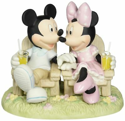 Precious Moments Disney Showcase Collection Always Be By My Side Bisque Porce...