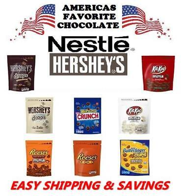 America's Favorite Chocolates! Many Fun Flavors To Choose From! Free World Shipp