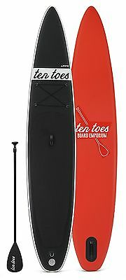 Ten Toes Boards Ten Toes Board Emporium Jetsetter Inflatable Stand up Paddle ...