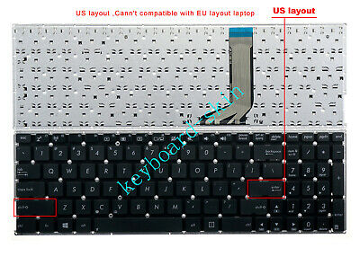 Laptop keyboard For Asus X555DA X555D X555DG Notebook PC