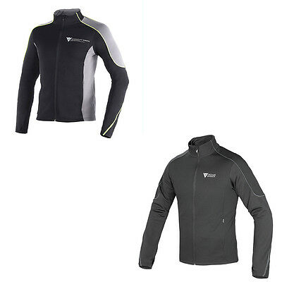 Dainese D-Mantle Moto Motorcycle Fleece Base Layer Jacket All Colours & Sizes