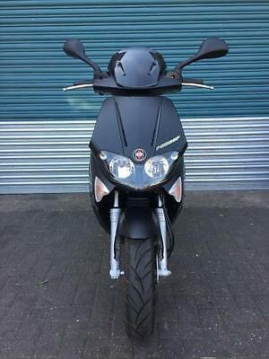 Gilera Runner 50 SP Black Soul - Black & Gold - 2015 - ONLY 492 MILES!