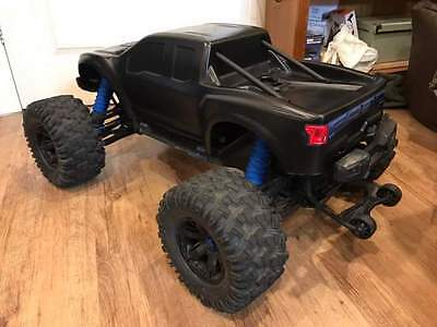 Unbreakable body for Traxxas Xmaxx v2