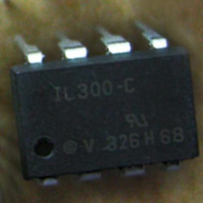1/5pcs   Linear Optokoppler High Gain Stabilität IC DIP-8 IL300-CIL300