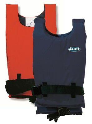 Baltic 5400 5411 50N Canoe Vest LifeJacket for Canoeists Red or Blue 88.2 lbs+