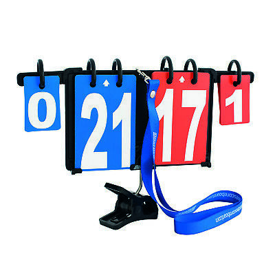 Boardee Portable Scoreboard Anzeigetafel Beach Volleyball NEU