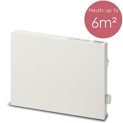Adax VP10 400W Wall Mounted Electric Panel Heater Convector Radiator Small Space