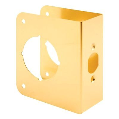 Prime-Line Products U 9558 Door Reinforcer 1-3/4-Inch Thick by 2-3/4-Inch Backse