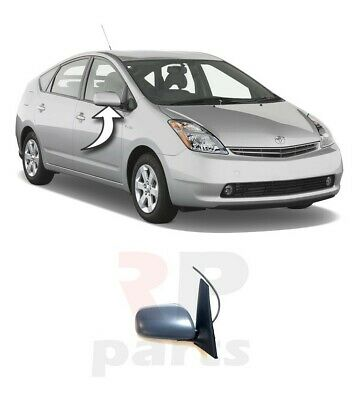 New Toyota Prius Nhw20 Outside Wing Mirror Electric Heating Right O/s 2003-2009