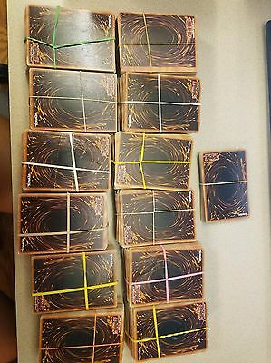 1000+ YUGIOH CARDS Premium Collection lot with 50+ Rares