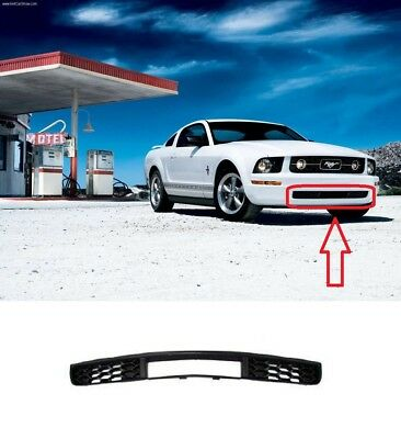 New Ford Mustang Base Front Bumper Lower Center Grille  2005-2009