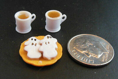 Dollhouse Miniature Halloween Serving Tray 1:12 inch scale F59 Dollys Gallery